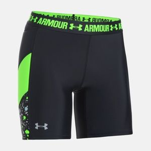 Under Armour Strike Zone Printed Slider Short